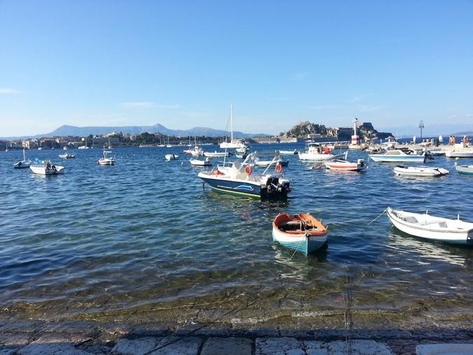 Corfu Town Snorkelling