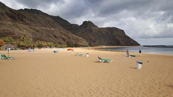 Santa Cruz Las Teresitas Snorkelling